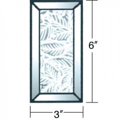 Straight Line Glue Chip Glass