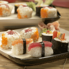 Sushi, Surimi, and Smoked Products