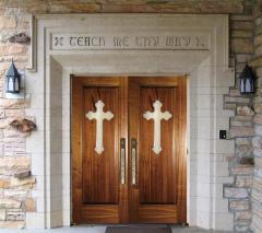 Church Door DbyD-7017