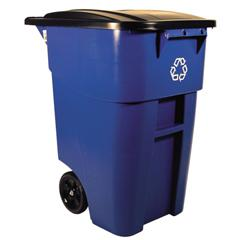 Recycling Container, Rubbermaid Commercial
