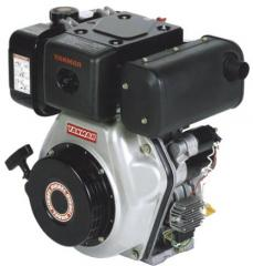 Yanmar L-V Series Air Cooled Industrial Engines