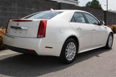 Cadillac CTS Sedan 3.0L V6 RWD Luxury 2013 Vehicle