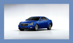 Cadillac CTS Sedan 3.6L V6 RWD Performance Vehicle