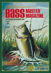 Bass Master - Fish Jumping Sign
