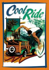 Air Waves - Cool Ride Sign