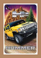 Hummer - H2 Sign