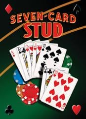 Mike Patrick - Seven Card Stud Sign