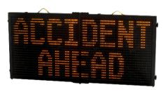 SpeedAlert Radar Message Signs