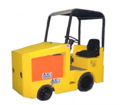 AC Electric Tow Tractors 80 Volt Model and 48 Volt