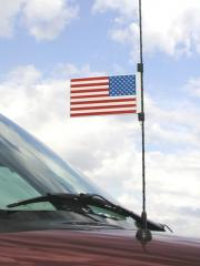 Automotive Antenna Flag