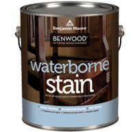Benwood® Stains & Clear Wood Finishes