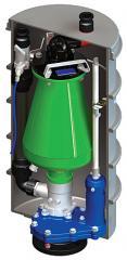 Underground Air Valve System for Wastewater