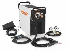 EZ-TIG 165i is a complete 230V AC/DC welding