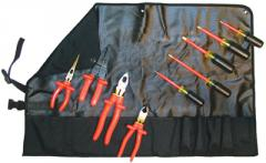 9 Pc Arc Electrician Insulated Tool Kit