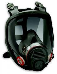 3M 6000 Series Respirator