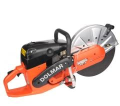 DOLMAR cutter for concrete, asphalt and steel