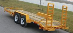 Sure-Trac Implement Utility Trailer