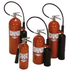 Amerex C02 Fire Extinguishers