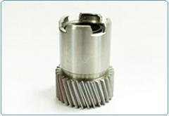Precision Machining of 1215 Steel Spin Pinion for the Appliance Industry