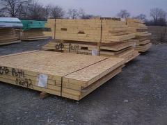Assembled wall panels