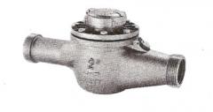 Bronze Water Meter