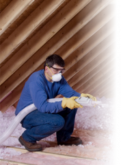 Attics & Cathedral Ceilings Insulation