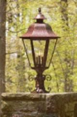 Pier Mount Lanterns Grande Manor B6160