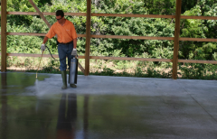 Consolideck® Saltguard® WB is a ready-to-use