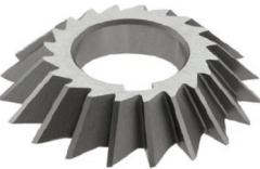 Right-Hand Single-Angle Milling Cutter