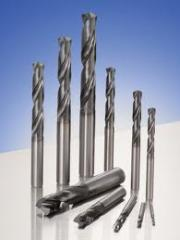 MDS Solid Carbide Drills/KDS Brazed Carbide-Tipped