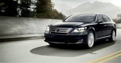 Lexus LS Hybrid 2012 Vehicle