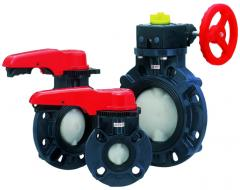 Thermoplastic Butterfly Valves