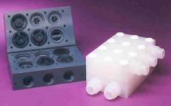 Thermoplastic Manifolds to Minimize Piping System
