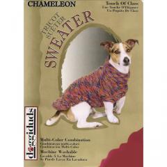 Fuchsia Chameleon Sweater by Doggiduds