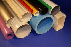 Custom Plastic Pipe and Tube