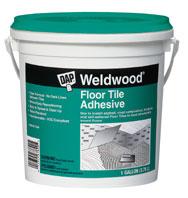 DAP® Weldwood® Floor Tile Adhesive