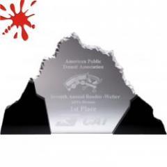 Acrylic Alpine Mountain Award