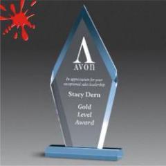 Acrylic Arrowhead Award