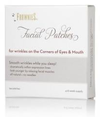 Facial Patches for wrinkles on the Corner of Eyes