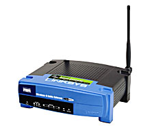 Wireless-G Cable Gateway