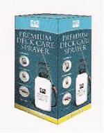 Premium Deck Care Sprayer