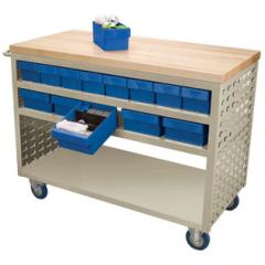 Transport Systems Louvered Cart