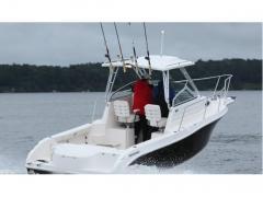 2012 Striper 2301 Walkaround I/O Boat