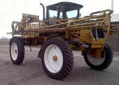 1997 AG-CHEM ROGATOR 854