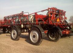 2010 CASE IH PATRIOT 3230