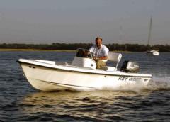 Key West 152CC Boat