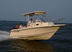 Key West 2300WA Boat