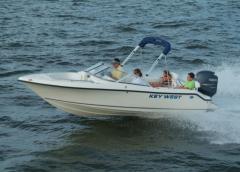 Key West 186 DC Boat