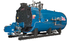 Series 200 Two Pass Dry Back Scotch Marine Boiler