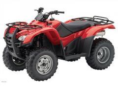 Honda FourTrax® Rancher® 4x4 ATV